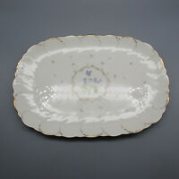Mikasa Bone China TENDER VIOLETS Oval Platter