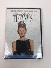 Breakfast at Tiffany's (DVD 1999) Audrey Hepburn Brand New Sealed Free Shipping