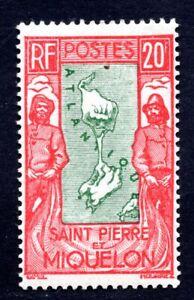 ST PIERRE et MIQUELON 1900-1987 meist KOMPLETTE SAMMLUNG oft POSTFRISCH (87034d