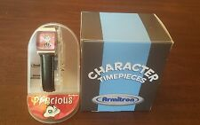 RARE VINTAGE PRECIOUS THE CAT CHARACTER WATCH/DISPLAY/BOX NEW OLD STOCK CUTE !