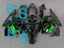 Kawasaki ZX12R ZX-12R Ninja 2002-2006 2003 2004 2005 02-06 fairings 22B B2