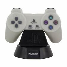 OFFICIAL PLAYSTATION CONTROLLER ICON LED MOOD NIGHT LIGHT DESK LAMP NEW IN BOX