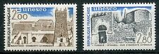 STAMP TIMBRE FRANCE NEUF SERVICE N° 75/76 ** UNESCO / ARCHITECTURE