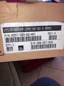 New In Box Verifone VX570 DC Credit Card Reader