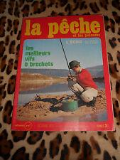 LA PECHE ET LES POISSONS - n° 329 - Octobre 1972