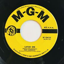 Ron Hargrave Latch On Only A Daydream 45 Rockabilly 1957 VG+/VG