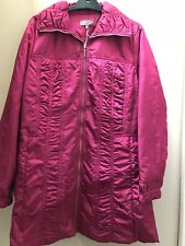 Womens Long Puffer jacket size 12