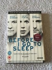 Before I Go To Sleep (DVD, 2013) NEW SEALED
