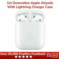 Genuine Airpods 1st Gen Lightning Charging Case Apple A1602 2017 Bluetooth