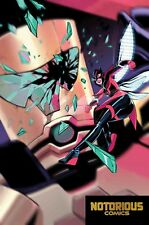 Unstoppable Wasp #3 Marvel Comics 1st Print 12/12