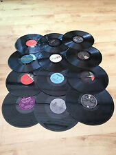 Joblot 12 X 12 Inch Vinyl Records For Craft, Upcycling Projects