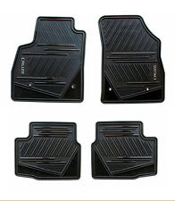 Floor Mats for Cars. Set of All weather mats OEM CHEVROLET CRUZE 2016-2019.