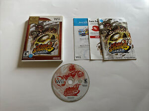 Super Mario Strikers: Charged (Nintendo Wii, 2007) Complete
