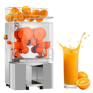 Automatic Orange Juicer, Automatically Peeling auto Juice Beverage Machine