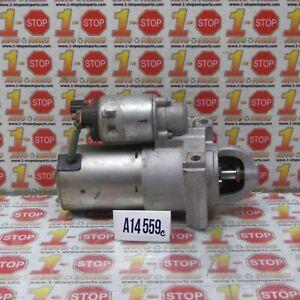 2015-2020 CHEVROLET EXPRESS 3500 6.0L ENGINE STARTER MOTOR 12637616 OEM