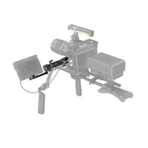 SmallRig Adjustable EVF Mount with NATO Clamp to Nato Attachment-MD3507