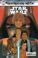 Star Wars #75 Final Issue Marvel Comics 1st print 2019 HOTH COVER A