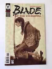 BLADE OF THE IMMORTAL #17 Dark Horse Comics Dreamsong 6 of 7 Dec 1997 Manga NM