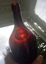 "Paul Jones Whiskey Applied Seal "" Red Amber"" Color Look!"