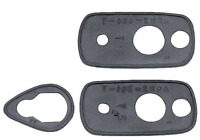 OER Outer Door Handle Gasket Set 1947-1951 Chevy and GMC Pickup Trucks