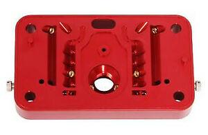 Quick Fuel 34-4QFT Billet Metering Block Standard Calibration