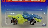 Hot Wheels Krackle Car Series 1 Sharkruiser Car 1995 13267 280 UHS New