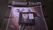 Signierte SAMSAS TRAUM / WEENA MORLOCH - Käfer.Maden.Würmer... (2CD) | + Poster