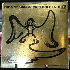 DIONNE WARWICK Golden Hits Part 2 GateFold Album Released 1970 Vinyl/Record USA
