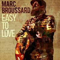 MARC BROUSSARD - EASY TO LOVE   CD NEW+