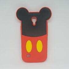Funda Carcasa Silicona 3D Mickey Mouse Samsung Galaxy S4 MINI i9190