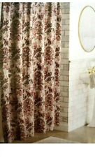 "Threshold Berry Floral Fabric Shower Curtain 72"" x 72"""