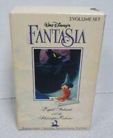 Walt Disney's Fantasia - Movie Soundtrack - 2 Audio Cassette Tapes