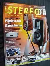 1/14 STEREO piega Premium 3.2, Thorens TD 209, Fischer & Fischer SN 570,mbl C 31