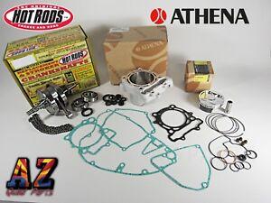 13-16 Kawasaki KX250F 290cc Athena Big Bore Cylinder CP Piston Crank Rebuild Kit