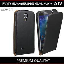 Samsung Galaxy S4 Handy Tasche Cover Flip Case für Schutz Hülle Klapptasche Etui