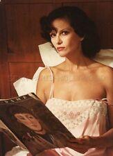 CLAUDIA CARDINALE LA PEAU 1981 VINTAGE PHOTO ORIGINAL
