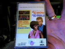 When the Boys Meet the Girs- soundtrack- new cassette