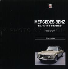 1963-1971 Mercedes 230SL 250SL 280SL History W113 Pagoda Year By Year Change