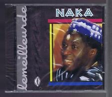 CD (NEW) LE MEILLEUR DE NAKA