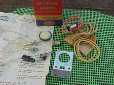 1951 52 53 54 Plymouth Dodge DeSoto Chrysler NOS MoPar COURTESY & MAP LAMP Pkg