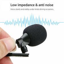 3.5mm Microphone Car Vehicle Radio Stereo GPS Enabled Audio DVD External Mic
