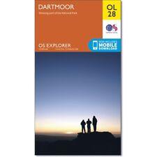 Dartmoor by Ordnance Survey (Sheet map, folded, 2015)