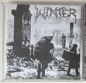 WINTER- INTO DARKNESS  US DOOM DEATH 1992 NUCLEAR BLAST ERSTPRESSUNG NB 064 TOP