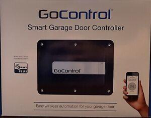 Go Control Z Wave Smart Garage Door Controller