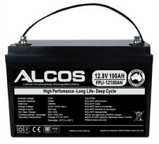 12V 100ah Lithium LFP Deep Cycle Rechargeable Battery > 110 120 135 150 AGM SLA
