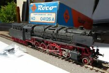Roco 04126A Dampflok BR 44 Öl / 043 Öl der DB Ep.3/4 bespielt in OVP, BW Kassel