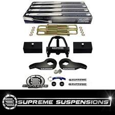 "95-99 Chevrolet Tahoe 4X4 3"" + 2"" Complete Lift Kit + Torsion Tool + Shocks PRO"
