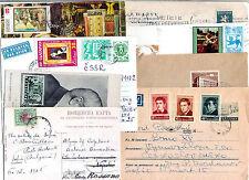Bulgaria - Storia Postale  -. Lotto da 8