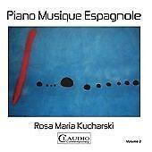 Landscapes of Spain, Rosa Maria Kucharski CD | 5016198432122 | New