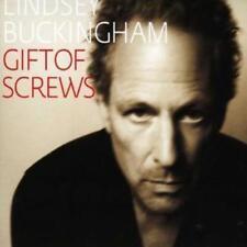 Lindsey Buckingham : Gift of Screws CD (2008) ***NEW***